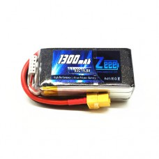 Zeee Power 1300mAh-14.8V-80C