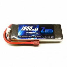 Zeee Power 1800mAh-11.1V-30C