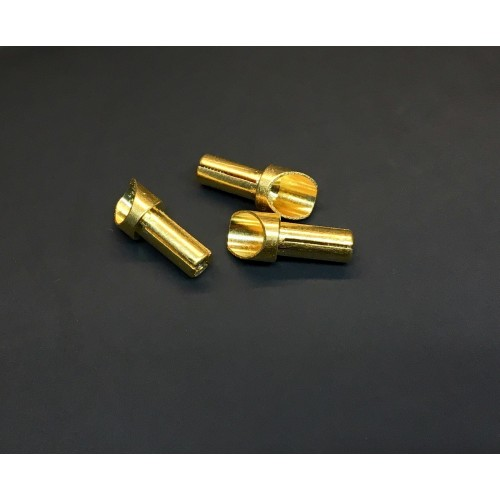 3.5mm gold plated pure copper adjustable connectors