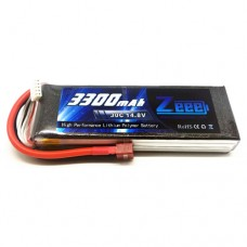 Zeee Power 3300mAh-14.8V-30C