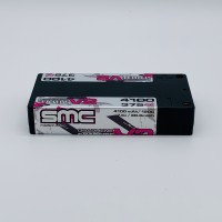 True Spec Extreme Graphene V2 7.4V 4100mAh 120C LCG Shorty 5mm Inboard