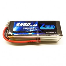 Zeee Power 4500mAh-22.2V-30C