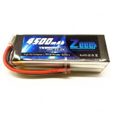 Zeee Power 4500mAh-22.2V-50C