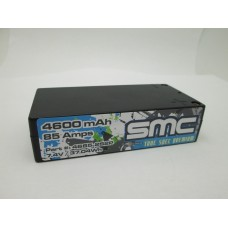 True Spec Premium 7.4V 4600mAh 85 Amps/90C Shorty 5mm Inboard