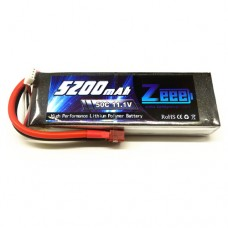 Zeee Power 5200mAh-11.1V-50C