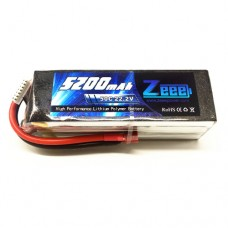 Zeee Power 5200mAh-22.2V-50C
