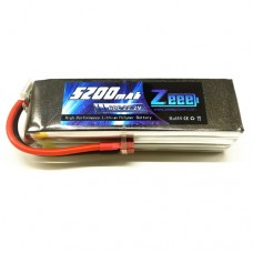 Zeee Power 5200mAh-22.2V-60C