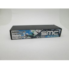 True Spec Premium 7.4V 5200mAh 112Amps/90C 5mm inboard