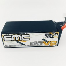 True Spec Extreme Graphene V2 Flight 22.2V-5200mAh-60C-10AWG
