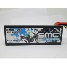 True Spec Premium 14.8V 5400mAh 135Amps/90C