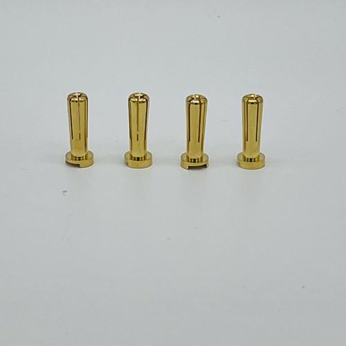 5mm Low Profile Male connectors
