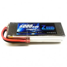 Zeee Power 6000mAh-18.5V-30C