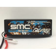 True Spec DV 14.8V 6500mAh 120Amps/75C  wired hardcase