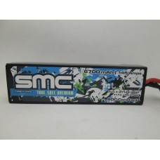 True Spec Premium 11.1V 6700mAh 145Amps/90C with G10 plates