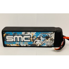 True Spec DV 14.8V 7200mAh 75C with G10 plates