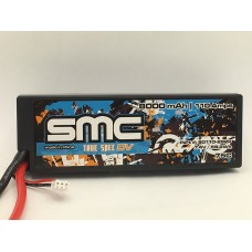 True Spec DV 7.4V 8000mAh 110Amps/75C  wired hardcase