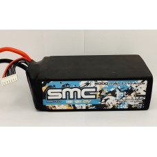 True Spec DV 22.2V 8000mAh 110Amps/75C with G10 plates