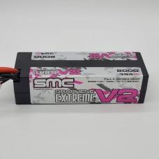 True Spec Extreme Graphene V2 11.1V 8000mAh 120C  hardcase