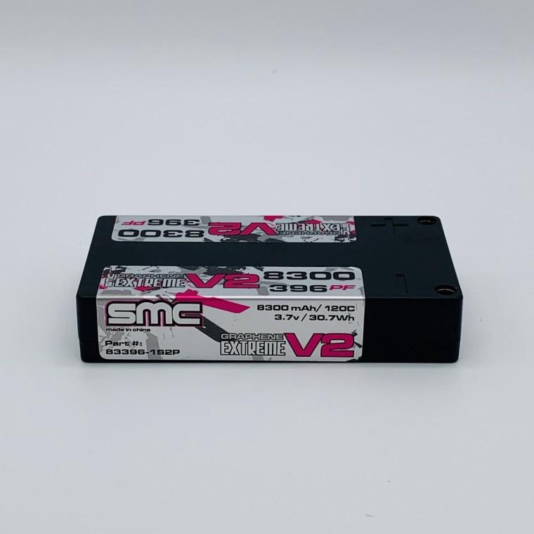 True Spec Extreme Graphene V2 3.7V 8300mAh 120C