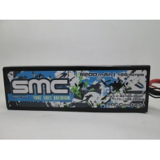 True Spec Premium 11.1V 9200mAh 186Amps/90C with G10 plates