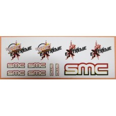 Race Formula Extreme Sticker Sheet