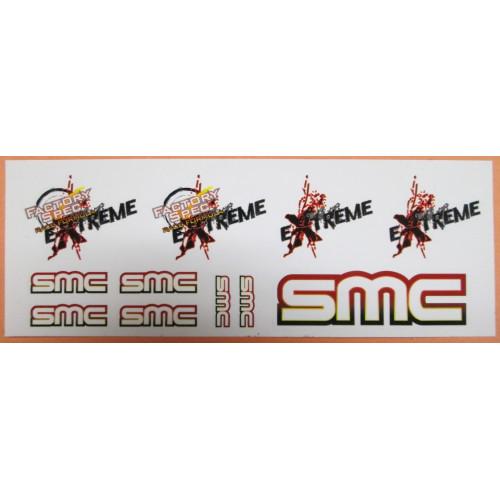 Race Formula Extreme Sticker Sheet