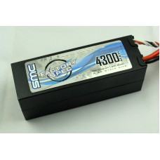 Factory Spec 22.2V 4300mAh 40C