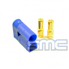 EC5 Male low resistance 5mm connector